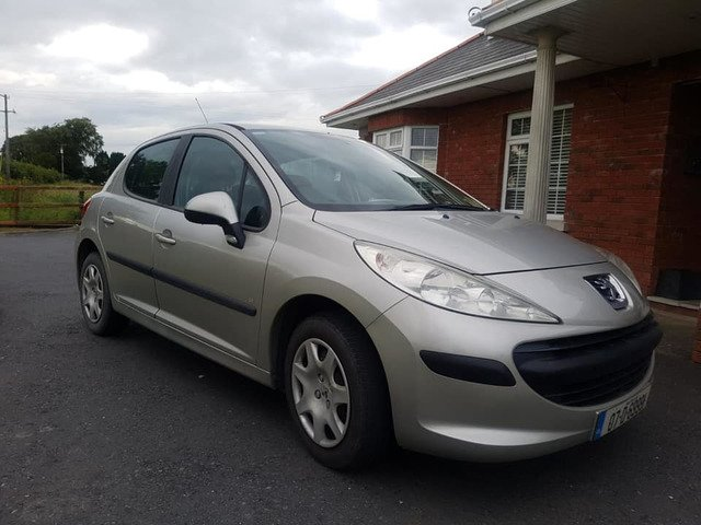 07 PEUGEOT 207 1.4 PETROL..NCTD AND TAXD - 2/8