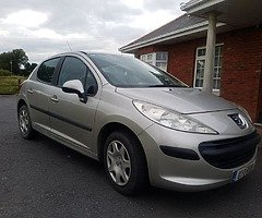 07 PEUGEOT 207 1.4 PETROL..NCTD AND TAXD - Image 2/8