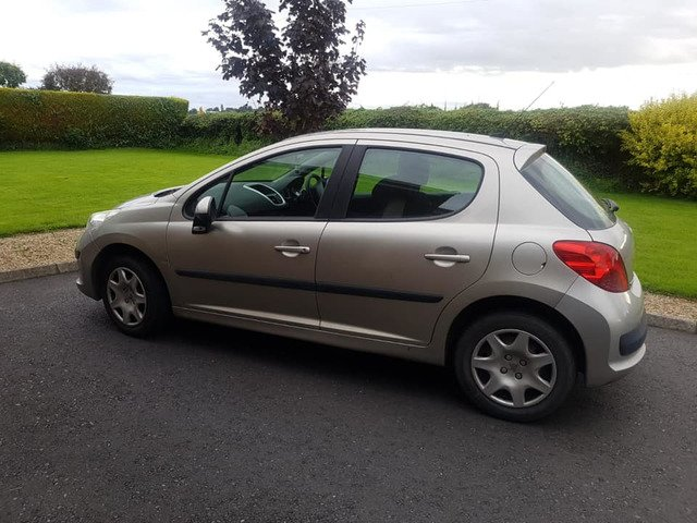 07 PEUGEOT 207 1.4 PETROL..NCTD AND TAXD - 4/8
