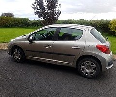 07 PEUGEOT 207 1.4 PETROL..NCTD AND TAXD - Image 4/8