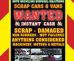 AUTO RECYCLING DISPOSAL SOLUTIONS