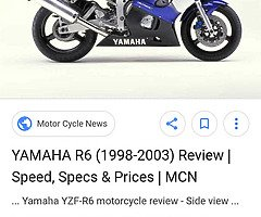 Wanted 600cc