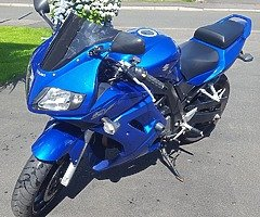 Very well looked after bike:- Previous owner worked for NI Suzuki dealership Always stored in garage