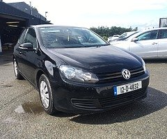 ⭐️2012 VW GOLF VAN 1.6ltdi⭐️
