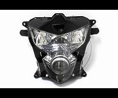 WANTED GSXR 600 K5 HEADLIGHT