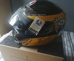 Agv k3 guy Martin rep