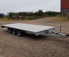 Car Transporter Hire *Mid-Ulster Trailers Ltd*