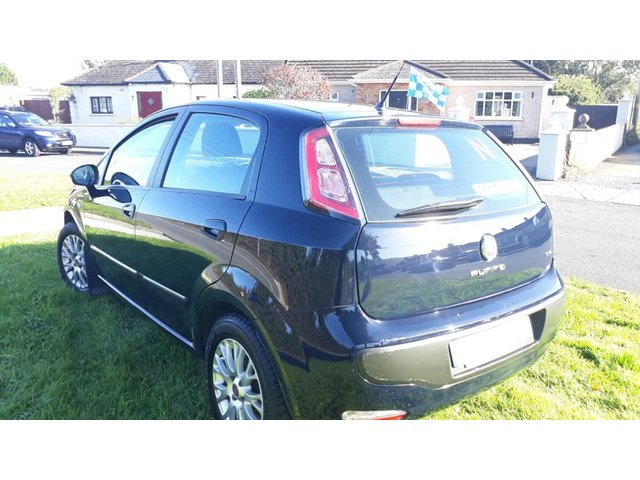 Fiat Punto Evo Nct 09/20 Tax 06/20 Manual - 2/10