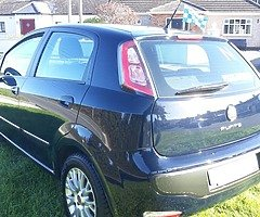 Fiat Punto Evo Nct 09/20 Tax 06/20 Manual