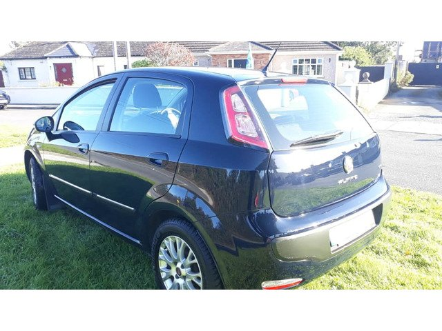 Fiat Punto Evo Nct 09/20 Tax 06/20 Manual - 4/10