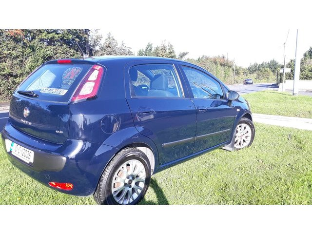 Fiat Punto Evo Nct 09/20 Tax 06/20 Manual - 6/10