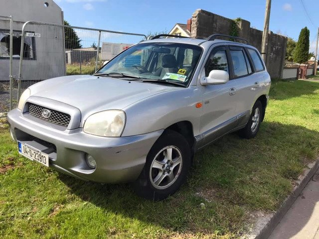 Hyundai Santa Fe 4x4 Diesel Nct and Tax up starts on the button - 6/6
