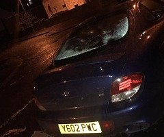 Hyundai Coupé for swap and bitts cash someones way 2002 automatic 2.0