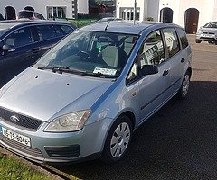 Ford c max price droped 1000 new nct