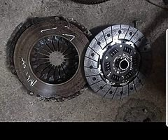 2010 Vauxhall insignia clutch and flywheel kit