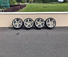 5x112 alloys wanted