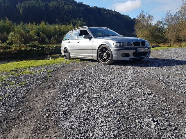 Looking e46 330d turbo and 4 injectors - 1/1