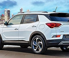 New SsangYong Korando Coming V Soon to Carland Dublin