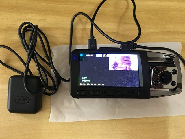 decent footage dash camera for Uber/Taxi/ Lyft and Private vehicle - 2/9