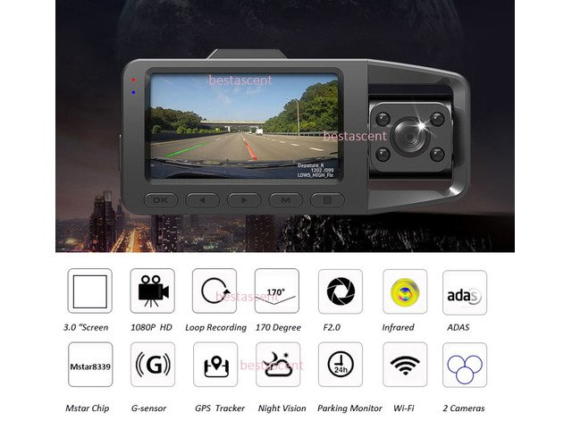decent footage dash camera for Uber/Taxi/ Lyft and Private vehicle - 9/9