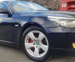08 BMW 520d Bussines Package Low Tax