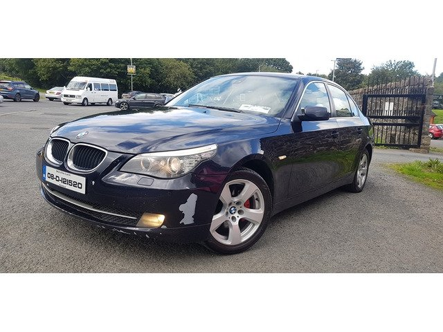 08 BMW 520d Bussines Package Low Tax - 2/9