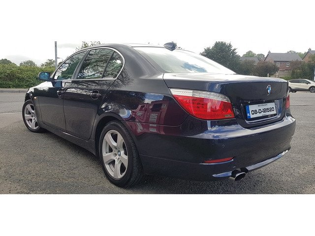 08 BMW 520d Bussines Package Low Tax - 3/9