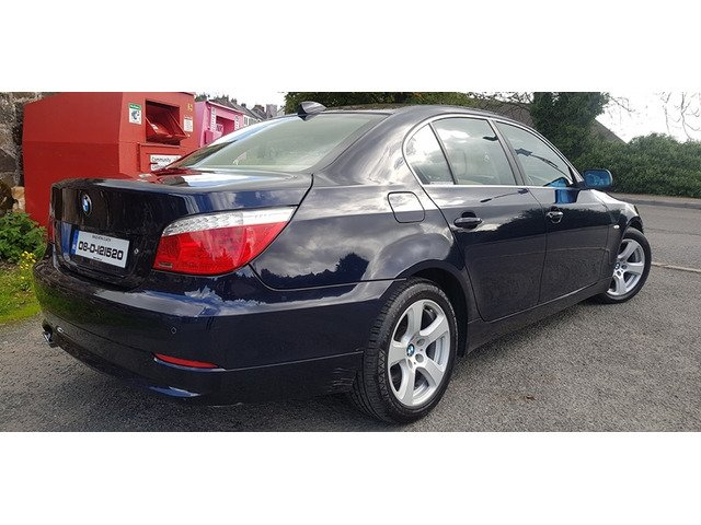 08 BMW 520d Bussines Package Low Tax - 4/9
