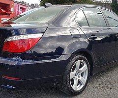 08 BMW 520d Bussines Package Low Tax - Image 4/9