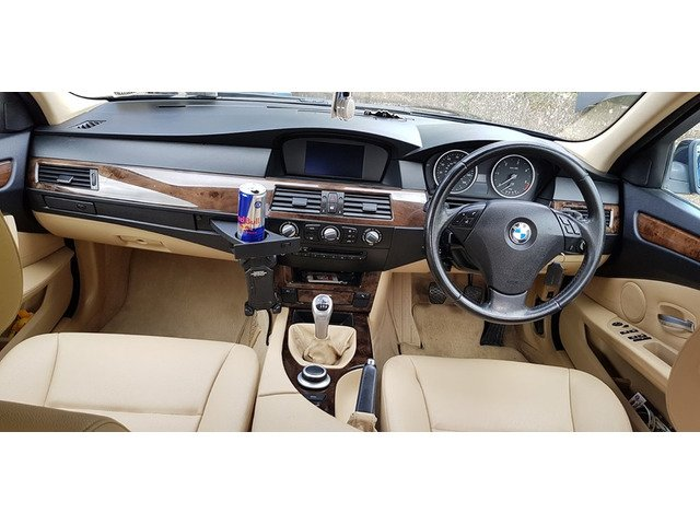 08 BMW 520d Bussines Package Low Tax - 6/9