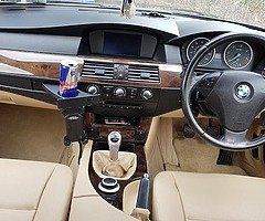 08 BMW 520d Bussines Package Low Tax - Image 6/9