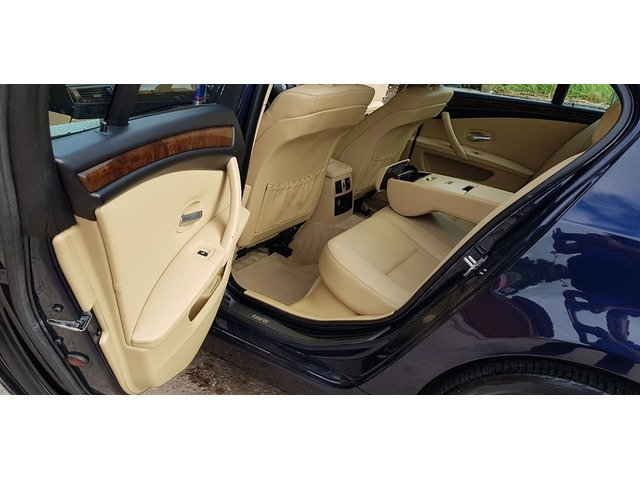 08 BMW 520d Bussines Package Low Tax - 7/9