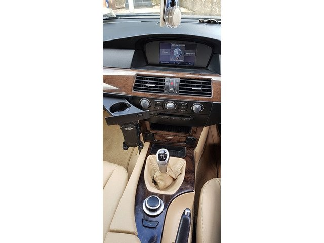 08 BMW 520d Bussines Package Low Tax - 8/9
