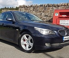 08 BMW 520d Bussines Package Low Tax - Image 9/9