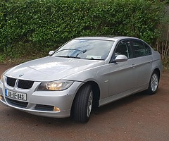 08 BMW 316i 1.6 Low Miles NCT & Tax 08/19