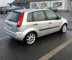 Ford Fiesta steel 2006 new nct 12/20 only 141k Manual transmission - Image 2/7