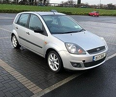 Ford Fiesta steel 2006 new nct 12/20 only 141k Manual transmission - Image 6/7