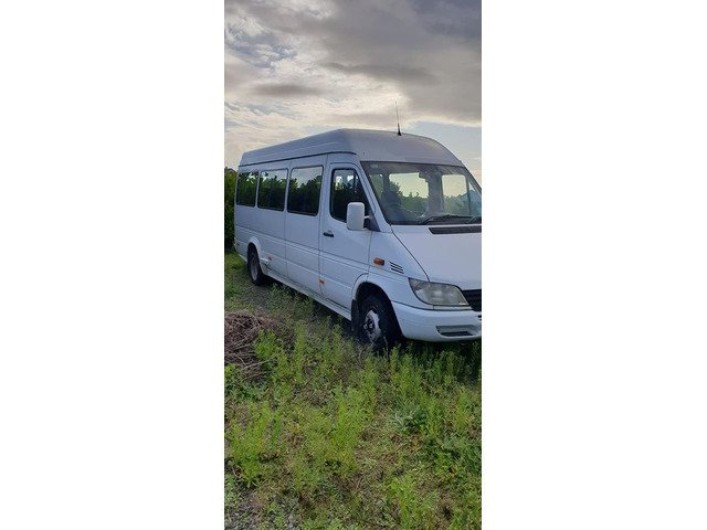 sprinter mini bus 416cdi - 4/10