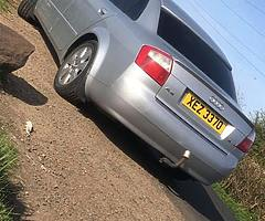 Audi a4 red tdi 6 speed 1300 or ono