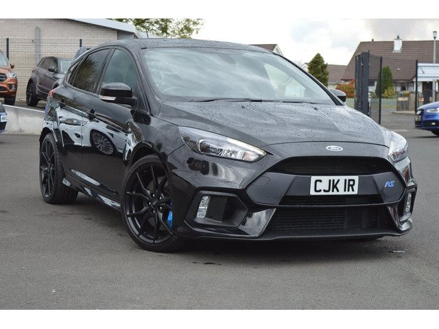 Ford Focus RS - 1/1