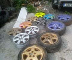 Loads of 16s for sale 5x114.3 10 wheels