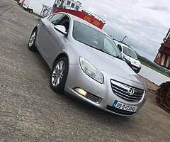 Vauxhall insignia 2009 NCTd and TAXED