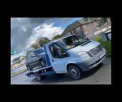 Mark6 transit recovery lorry 3.5 ton