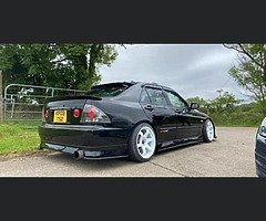 Lexus is200 wanted