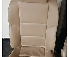 Looking for BMW E60 msport front seats