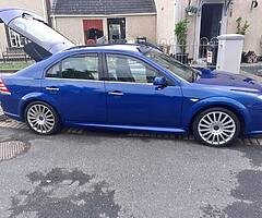 Ford mondeo 06