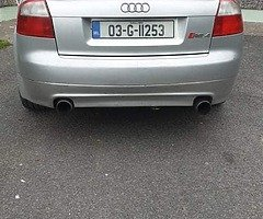Audi tax and tested!!