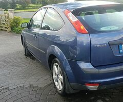 2006 ford focus nctd