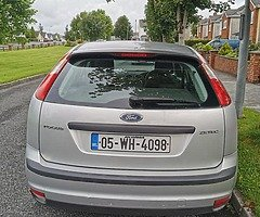 2005 Ford Focus Automatic