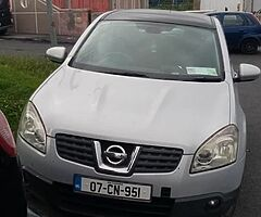 , Nissan Qashqai 1.5 dCi breaking only